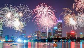 fire works in boston coolest places to watch the fourth of july fireworks in boston