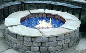 propane fire pit glass propane fire pit with glass glass beads fire pit glass bead fire