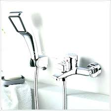 shower head attached to faucet shower head attachment for bathtub faucet bathtubs