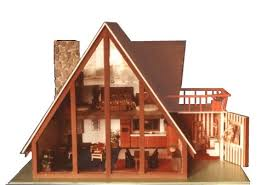 14 Simple A Frame Cabins Kits Ideas Photo  Architecture Plans  1283A Frame House Kit