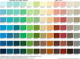 R Color Chart Pin On Color