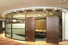 Wood Office Partitions Wooden Office Partitions Wood Glass Office