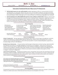 Hr Assistant Resume Free Resume Example And Writing Download