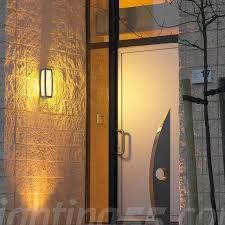 meridian box exterior wall light by slv lighting at lighting55 com