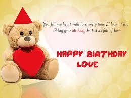 Happy Birthday Love Quotes Fascinating Birthday Wishes And Messages For Boyfriend