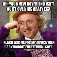Quotes About Psycho Ex Boyfriends. QuotesGram via Relatably.com