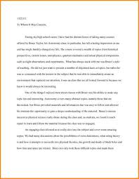 7 Letter Of Recommendation For Student Quote Templates