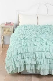 light blue ruffle bedding bedding fascinating best ruffle duvet ideas only pinteres on duvet pink bed