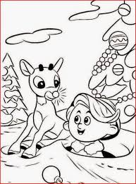 Small Picture Santa and rudolph coloring pages