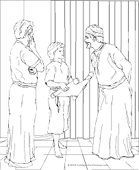 Small Picture Jesus Grows Up MSSS Bible Lesson