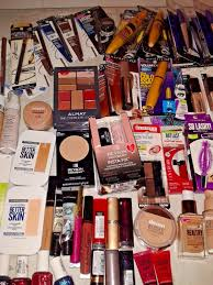 whole lot loreal maybelline almay makeup