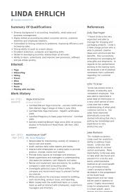 Yoga Instructor Resume samples