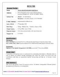 Resume Director Resume Samples Resume For Housekeeping Position