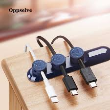 Detail Feedback Questions about <b>Oppselve</b> Cable Organizer Wire ...