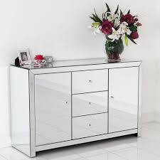 image result for mirrored buffet table