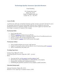 Download Product Quality Engineer Sample Resume