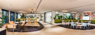 sydney office. FDC Complete The Fitout Of Expedia\u0027s New Sydney Office