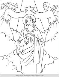 See more ideas about coloring pages, colouring pages, japanese embroidery. Queen Archives The Catholic Kid Catholic Coloring Pages And Games For Children