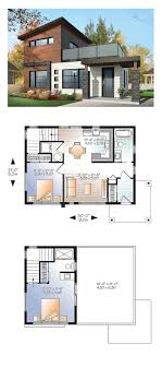 Contemporary Modern House Plan 76461 Modern house plans Bedrooms