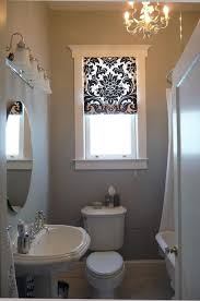 bathroom window curtains options lined unlined curtains