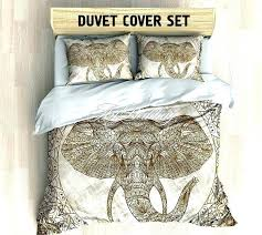 elephant bed set pink twin duvet cover elephant comforter set elephant bedding mandala elephant queen king elephant bed set