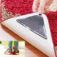 2019 whole hot rug carpet mat usefull grippers non slip reusable washable silicone grip black for door bathroom 2016 from galry 21 42 dhgate com