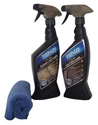 car leather care set conditioner cleaner