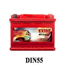 Exide Automotive Battery Application Chart Exide Mileage Mreddin55 R L 55 Ah