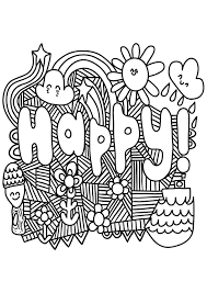 Share this quote on your page with your friends. Quote Coloring Pages For Adults And Teens Best Coloring Pages For Kids