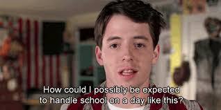 Ferris Bueller Quotes Amazing Ferris Buller's Day Off Quotes Tumblr