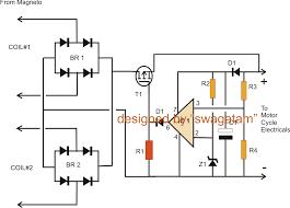 motorcycle full wave shunt regulator circuit electronic circuit parts list