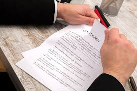 Sample Of Contract Termination Letters Sample Letters