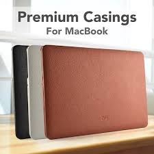 cool light brown leather macbook pro case cover designed with soft anti scratch interior best apple s laptop protection carry your mac to work or