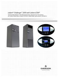 liebert® air cooled fin tube condensers liebert challenger 3000 liebert icom