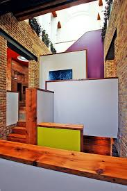 chicago interior design school. Perfect School An Old School House In Chicago Turned Into Modern Penthouse Apartment Interior  Design Intended School