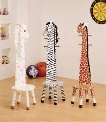 Giraffe Coat Rack Animal Stool WCoat Rack PonyZebraGiraffe Promises Fulfilled 31