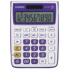 com casio ms vc standard function calculator green com casio ms 10vc standard function calculator green electronics