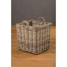 ... Square Wicker Baskets Large 1 2 ...