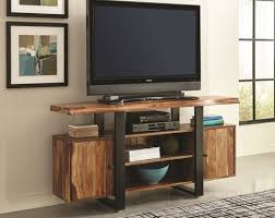 live edge tv stand. Perfect Stand Knox Industrial Live Edge Natural TV Stand B700890 To Tv T