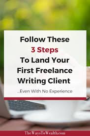lance writing jobs for beginners steps to get your first lance writing jobs for beginners 3 steps to earning your first high paying client