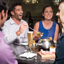 view date night in palm beach gardens florida specialty desserts at the melting pot