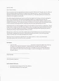 field trip permission letters template field trip permission letters