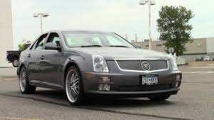 2005 Cadillac STS - YouTube