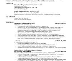 Sample Lawyer Resume Uncategorized Professional Experience And Expertise For Attorney 91