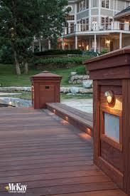 Dock Lighting Ideas Lake Homes Beautiful Effective Dock Lighting