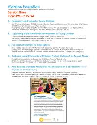 First Light Early Learning Center Naecs Registration Brochure By Ascc Issuu