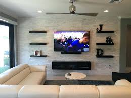 shelves around tv ideas floating shelves