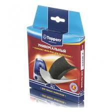 Комплект <b>фильтров Topperr FU</b> 1, универсальный — купить в ...