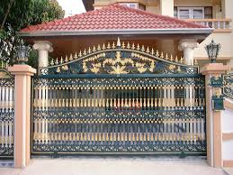 Wrought Iron Gates For Home Improvement