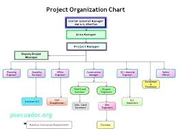 Blank Organizational Chart Magnificent Free Org Chart Template
